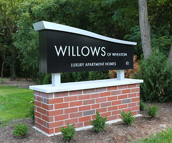 Willows of Wheaton Apartments, Glendale Heights, IL