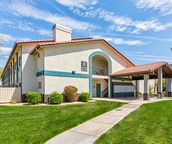 Fiesta Village Furnished Apartments, Harrison Middleton University, AZ