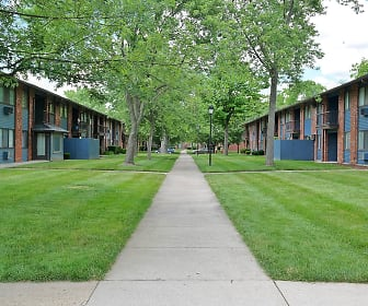 Kingston Square, Arlington Woods, Indianapolis, IN
