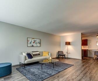 Living Room, Normandale Lake Estates