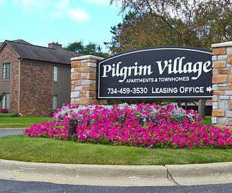 Pilgrim Village, Canton, MI