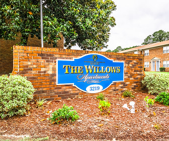Community Signage, The Willows