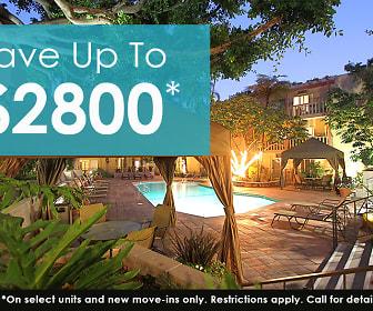 Save up to $2800*, Mediterranean Village