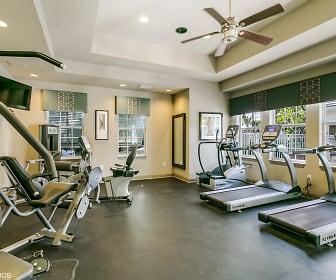 Fitness Weight Room, Dakota at Abacoa