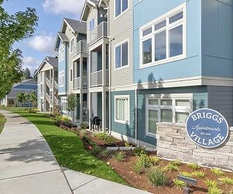 Briggs Village Apartments, Lacey, WA