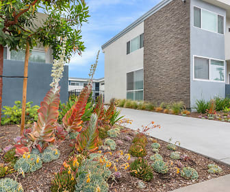 Park Apartments, UEI College, CA