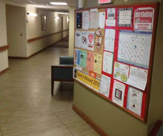 community board, Meadowcrest Senior Apartments