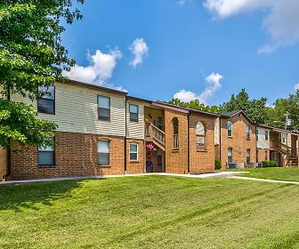 Silver Springs Apartments, Springfield, MO