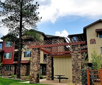Building, Mountain Trail Apartments