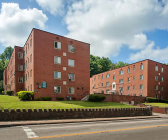 Negley Court, Community College of Allegheny County, PA