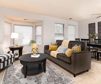 Living Room, City Side