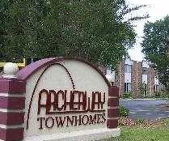 Archerway Apartments, Armstrong Atlantic State University, GA