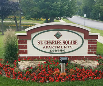 St. Charles Square, College of DuPage, IL
