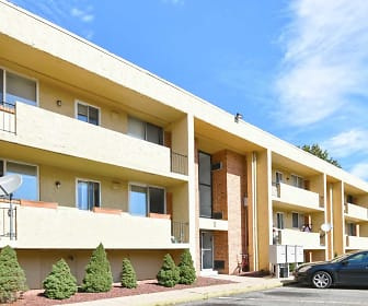 Building, Ivanhoe Apartments