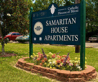 Community Signage, Samaritan House Retirement Apartments