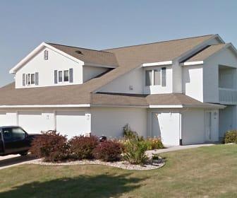 Building, Cottage Grove Apartments