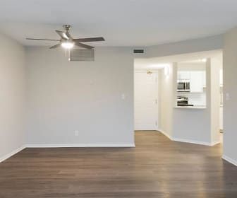 Dining Room, Helix Apartments