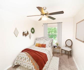 Bedroom, Sutter Ranch