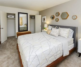 Bedroom, Brookmont Apartment Homes