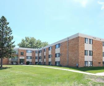 Building, Prairie One Apartments