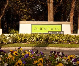 Community Signage, Audubon Village