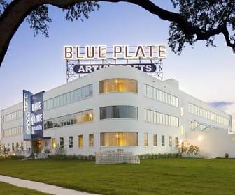 Blue Plate Artist Lofts, 70125, LA