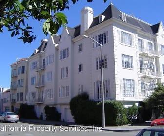 Marina Pierce Apartments, Marina District, San Francisco, CA