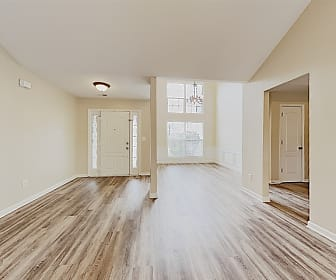 Living Room, 6493 Grand Hickory Drive
