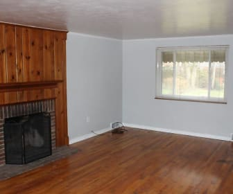 Living Room, 1319 Bower Hill Rd