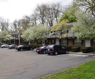 Brandemere Apartments, Goodyear Heights, Akron, OH