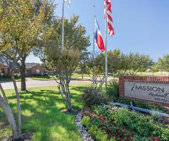 Mission Rockwall, 75087, TX