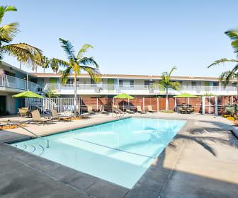 The Circle Apartments, Belmont Shore, Long Beach, CA