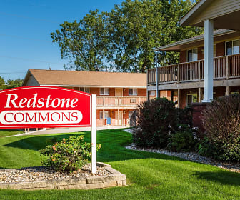Redstone Commons, Davenport, IA