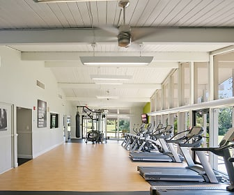 Fitness Weight Room, Park Avenue