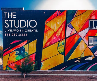 The Studio NoHo, North Hollywood, CA