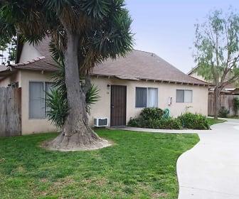 Anaheim Cottages, Evangelia University, CA