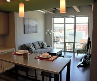 Dining Room, Canopy Lofts