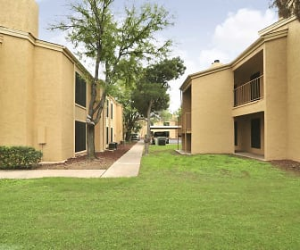Sunset Apartments, San Angelo, TX