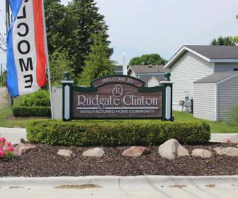 Rudgate Clinton, Dorsey School of Business  Roseville, MI