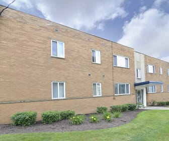Belvoir Center Apartments, Cleveland Heights, OH