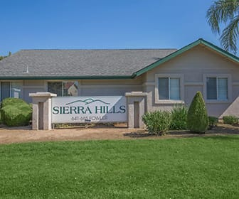 Building, Sierra Hills Apartments
