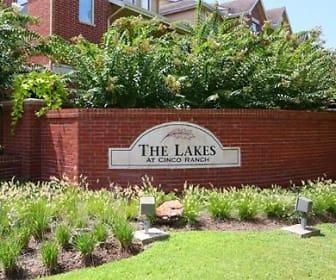 Community Signage, The Lakes At Cinco Ranch