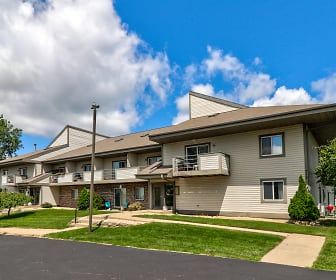 Building, Prairie Ridge Apts