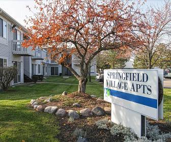 Springfield Village, Dorsey School of Business  Roseville, MI