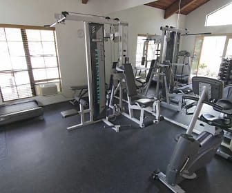 Fitness Weight Room, Butterfield Apartments