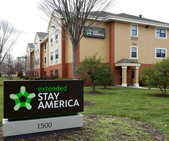 Furnished Studio - Baltimore - BWI Airport - Aero Dr., Pumphrey, MD
