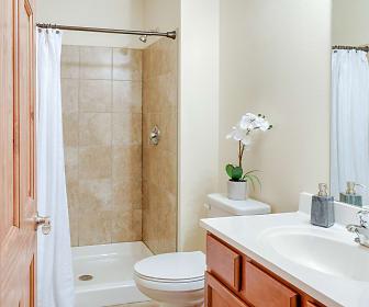 Bathroom, Rockridge Apartments