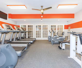 Fitness Weight Room, Brandywine Hundred Apartments
