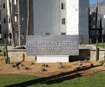 Community Signage, The Modern Cactus