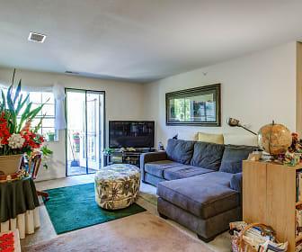Living Room, Coastal Crossings Maxwell Place